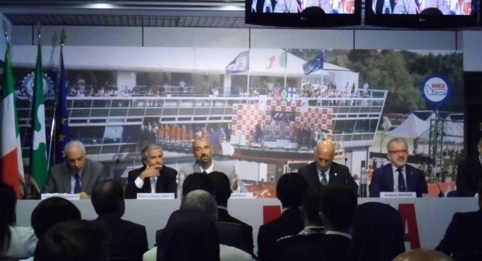 Monza pronta ad accogliere altri GP di F1