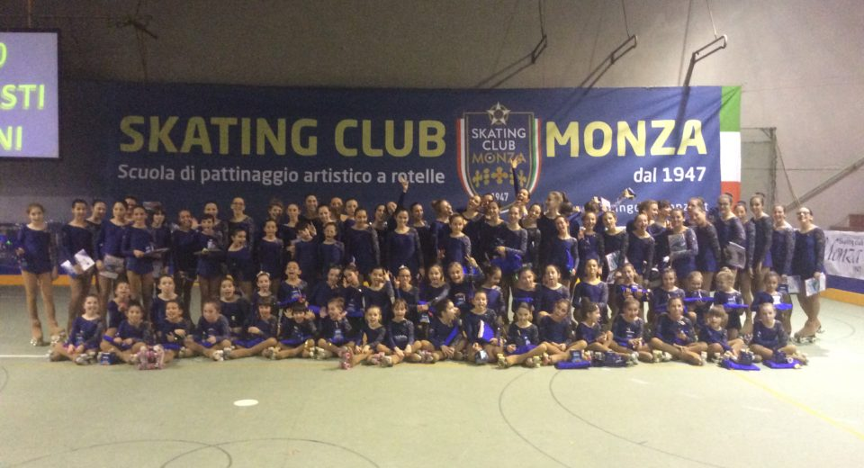 SKATING CLUB MONZA, 70 anni in un grande spettacolo