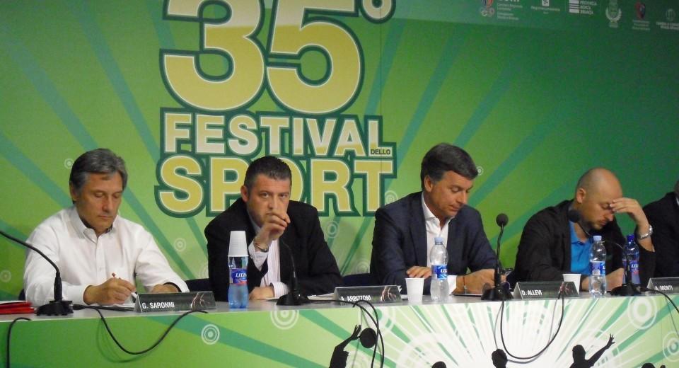 """12 giugno: Convegno """"Sport: una grande opportunità"""""""
