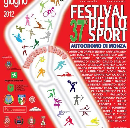 Ricordando il 37° Festival dello Sport