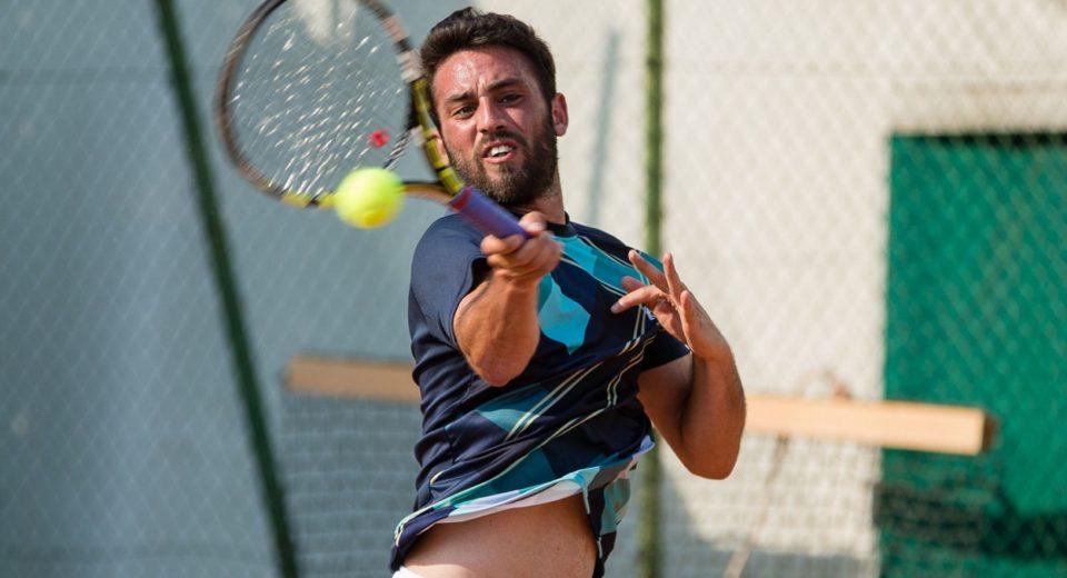 Due giocatori professionisti per il gran finale del Master della Brianza di tennis