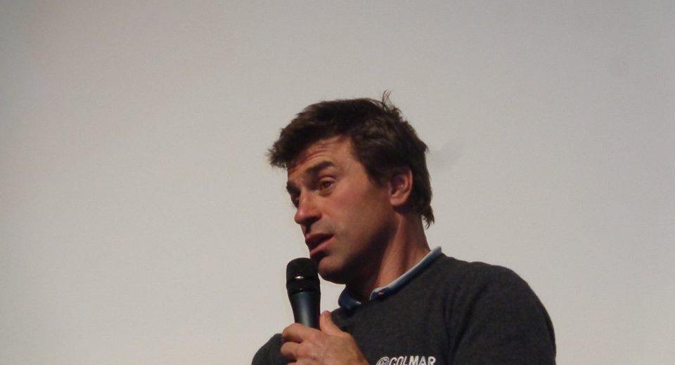 A Monza Montagna tanti applausi per Kristian Ghedina e rinvio della serata con Mario Cotelli