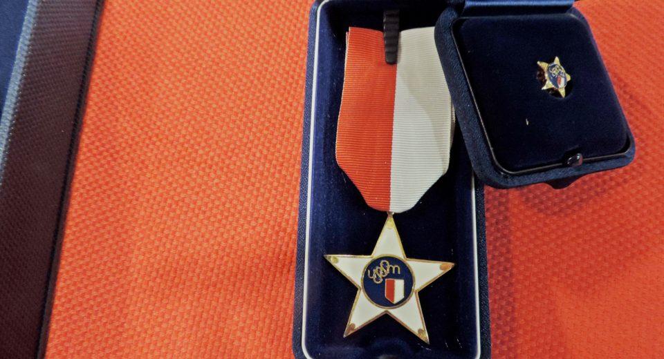 Premiazioni degli sportivi benemeriti martedì 12 dicembre al Binario 7