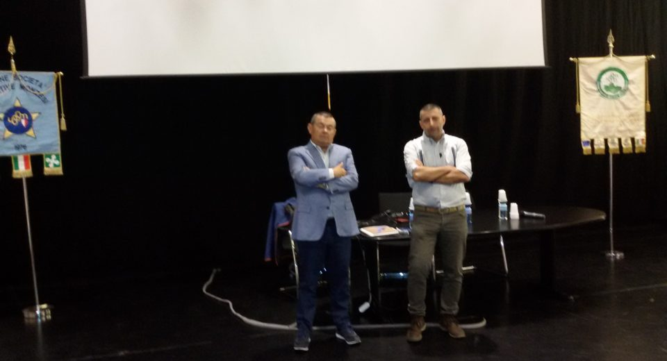 Le emozioni della pesca raccontate da Mauro Mazzo e Raffaele Mascaro