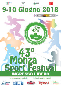 Manifesto 43° Monza Sport Festival