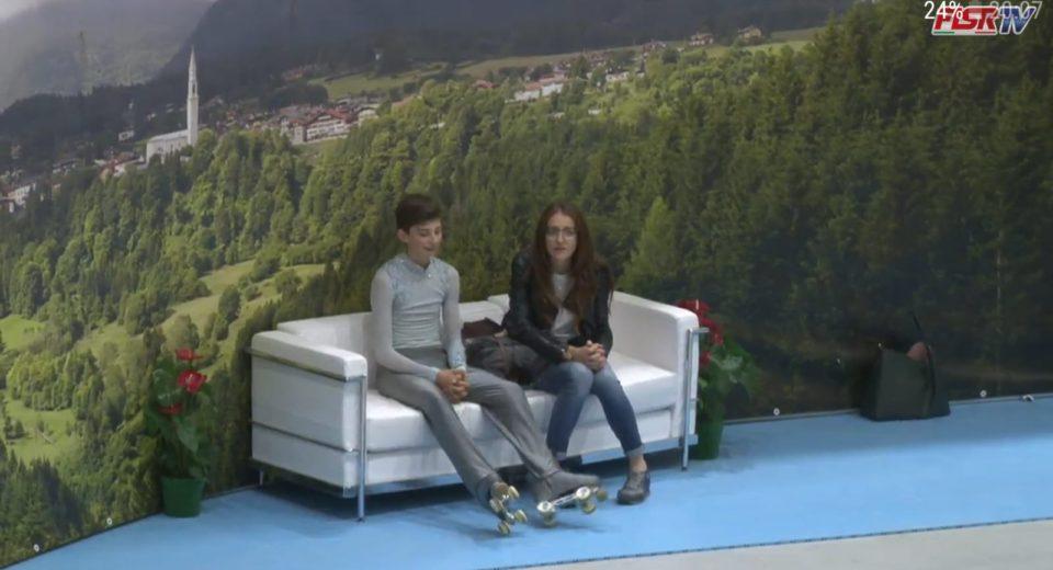 La stella di Luca Gria Spinelli brilla ai Campionati Italiani Fisr
