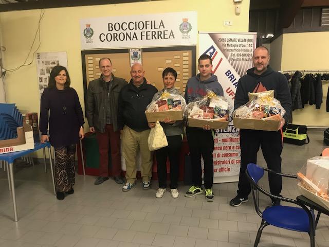 Gandola, Luraghi e Viscusi si aggiudicano il Trofeo Brianza Ufficio