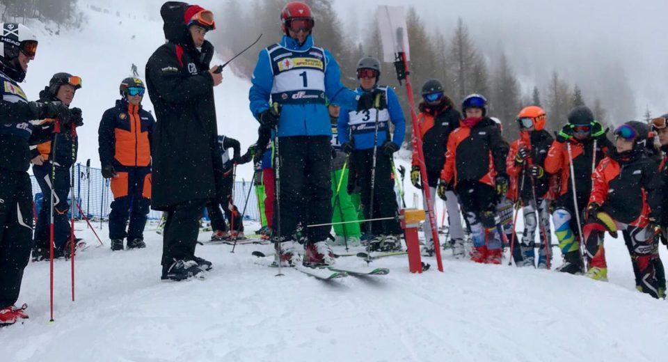 Successo all'Aprica per i Campionati Monzesi di sci alpino