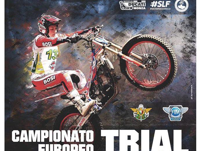 Week end all'insegna del Trial organizzato dal Moto Club Monza