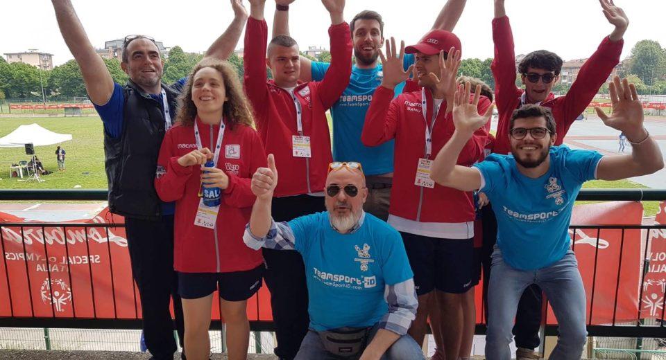 L' Asd Silvia Tremolada brilla agli Special Olympics Italy a Lodi