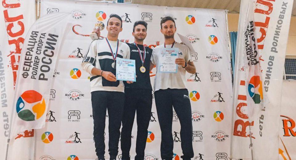 Demuru best skater a Mosca  e Pettinari campionessa mondiale juniores: che estate per Astro Roller Skating!