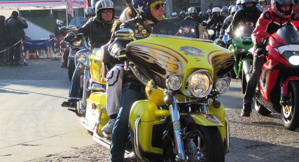 Un migliaio di centauri alla Befana del Motociclista 2020
