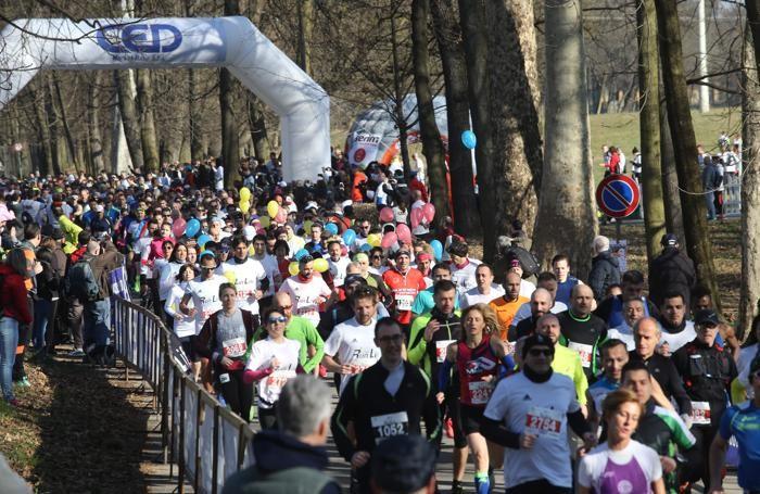 Otto marzo di corsa al Parco di Monza con Run for life, l'evento che promuove il rispetto reciproco