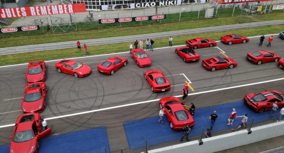 Annullato il 45° Monza Sport Festival
