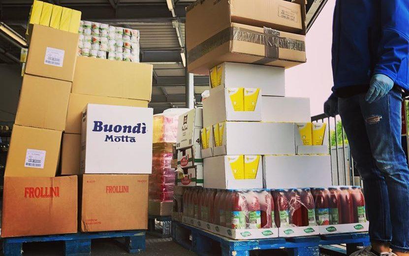 Ussmb e Moto Club Monza uniti per aiutare le famiglie in difficoltà