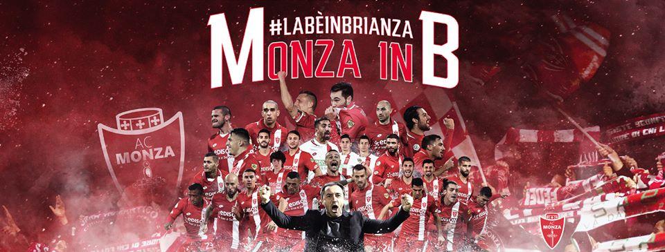 Il Monza torna in serie B dopo diciannove anni