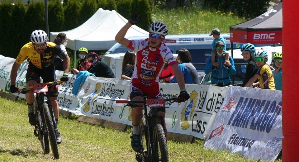 Primo successo di Carlo Penzo con la maglia di Pavan Free Bike in un fine settimana ricco di soddisfazioni